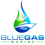 Blue Gas Marine logo