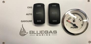 Gasoline Duel Helm Control
