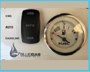 Gasoline Single Helm Control2